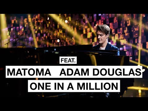 Matoma feat. Adam Douglas - One In A Million | The 2017 Nobel Peace Prize Concert