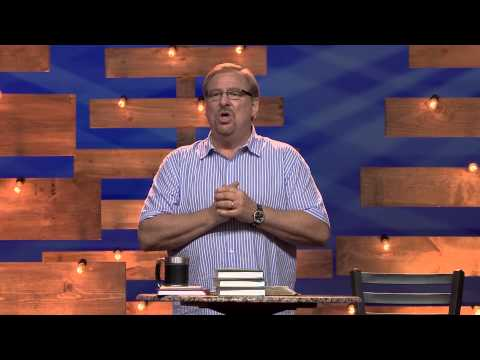 Transformed: How God Changes Us with Pastor Rick Warren