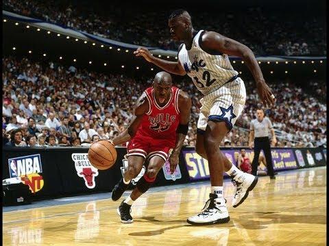 Michael Jordan: 39 Points v Orlando Magic 1995 Playoffs Game 5