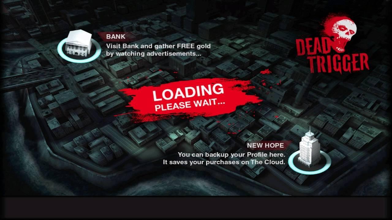 dead trigger 1 hacked version