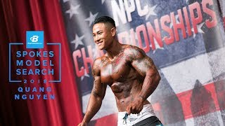 2018 Bodybuilding.com Spokesmodel Search | Qu Nguyen