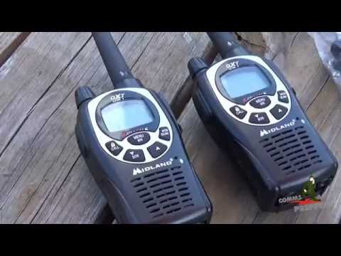 Midland GMRS Radio Equipment