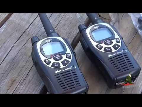 Midland GMRS Radio Equipment