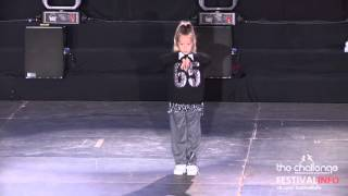 Download Video Winner Kids Solo Rising  Hip Hop  |  Дана  Гаевская   |  The Challenge Dance Championship MP3 3GP MP4