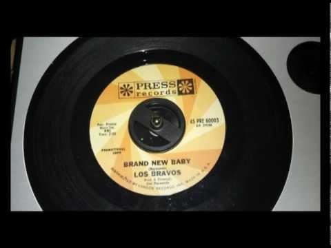LOS BRAVOS - BRAND NEW BABY