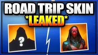 *NEW LEAKED* ROAD TRIP SKIN REWARDS In Fortnite Battle Royale (HOW TO UNLOCK ROAD TRIP CHALLENGES)