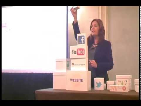 Build A Web Presence With Michelle Cullison At Your Next Meeting.