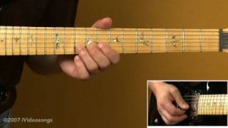 Bad Case of Loving You by Robert Palmer Preview Lesson