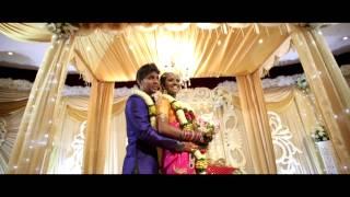 Singapore Best Indian wedding cinematic video | Gunasekar & Gumutha
