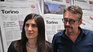 Forum in redazione con la sindaca Appendino: