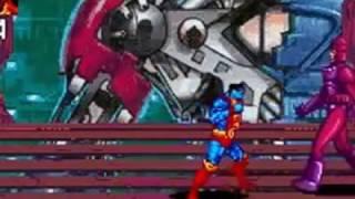 X-Men: Reign of Apocalypse - (GBA) - {Colussus} - 1 Crédito/Até o Final