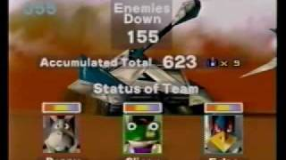 Star Fox 64 Expert 100% Speedrun (1:24:52) 5/9