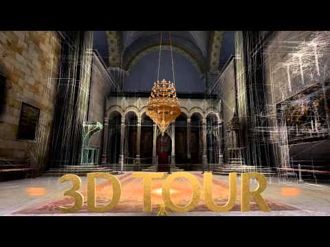 Holy Sepulchre 3D Interactive Virtual Tour - Jesus Christ in Jerusalem