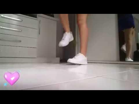 4 PASSOS BÁSICOS DE SHUFFLE DANCE |DICA PARA INICIANTES #1