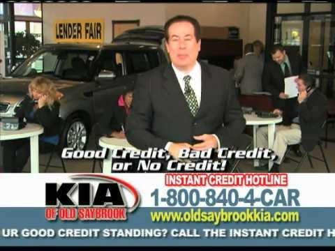 Connecticut's Kia Of Old Saybrook TV Show. Get Kia At Low Price!