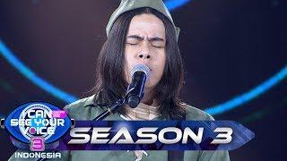 Keren Banget! PETERPAN nyanyi Lagu [PUPUS], Semua Langsung Terpana - I Can See Your Voice (31/3)