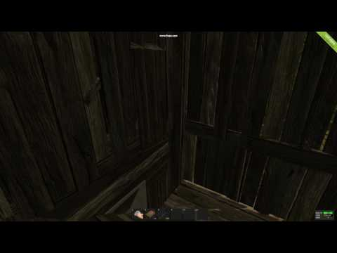 Old school rust... hacker