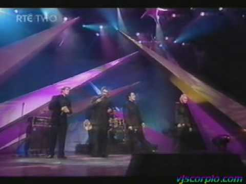 Westlife - Mandy  Childline  2005