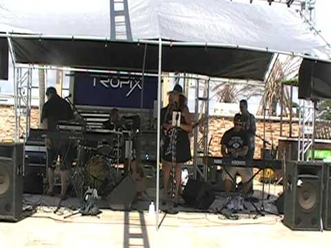 The Seven Band at the Tropix, Freeport New York