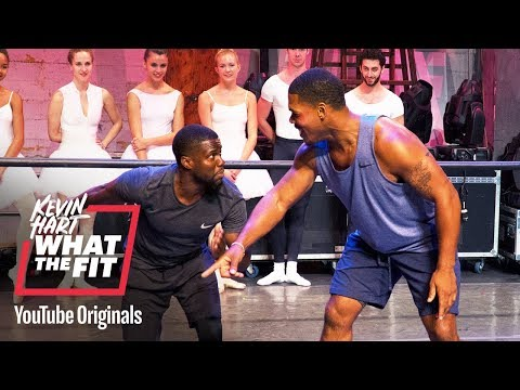 Balanced Boss | Kevin Hart: What The Fit | Laugh Out Loud Network