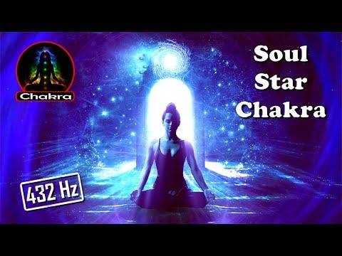 SOUL STAR CHAKRA - The Karmic/Dharmic Conduit To Your Soul