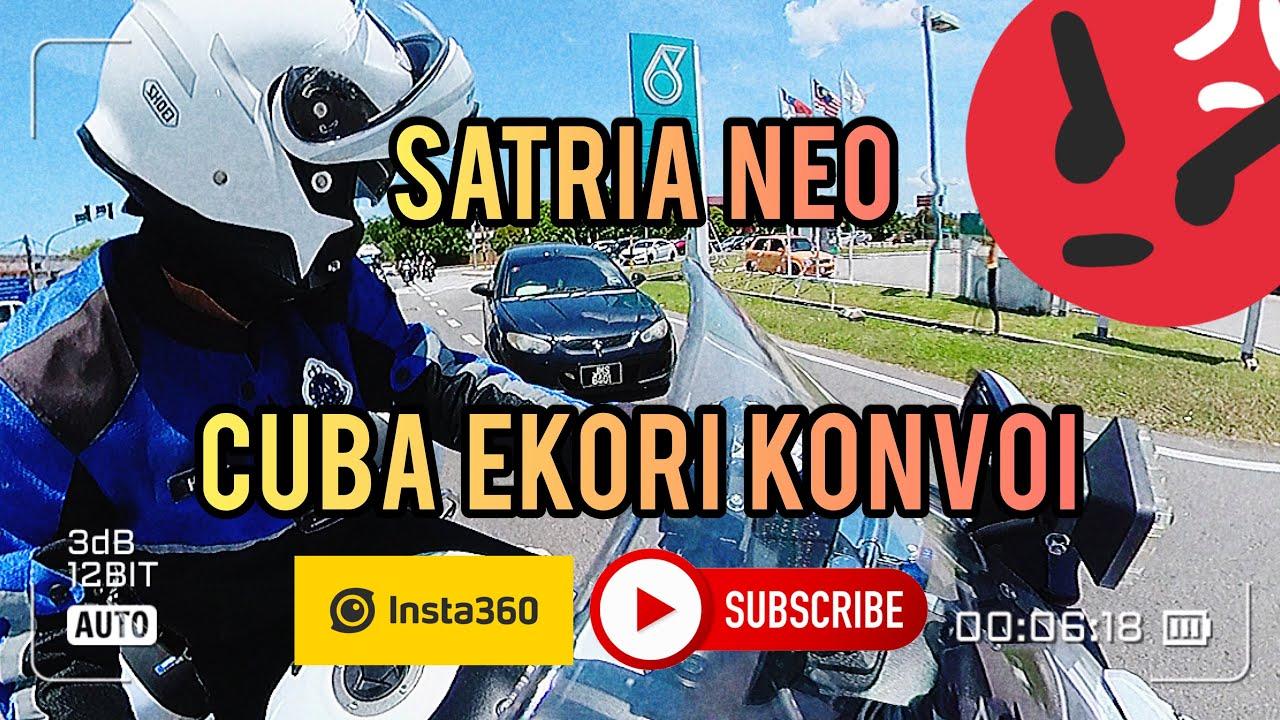 Download ❌Satria Neo Cuba Ekori Konvoi VVIP‼️(4K)