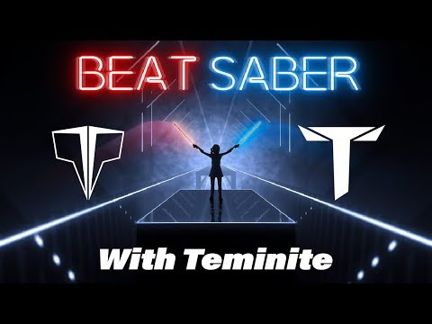 Teminite & Kaskobi play Beat Saber