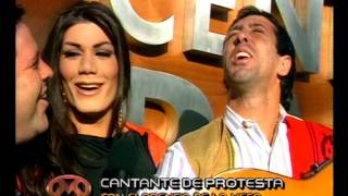 Cantante de Protesta: Flor de La V - Videomatch