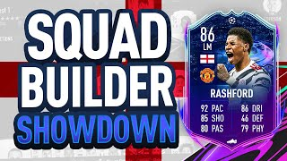 FIFA 21 SQUAD BUILDER SHOWDOWN!!! 86 RATED *RTTF* MARCUS RASHFORD!!! (FIFA 21 RTTF)