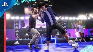 FIFA 20 - E3 2019 Reveal Trailer ft. VOLTA Football |  PS4