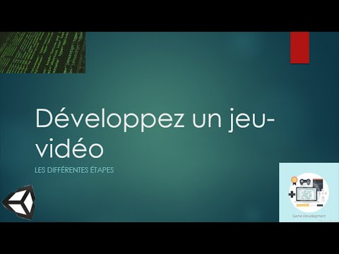 Les différentes étapes de la création d'un jeu vidéo + Conseil pour votre premier jeu !