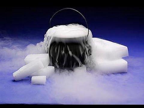 วิธีทำน้ำแข็งแห้งง่ายๆ!!! By RNL