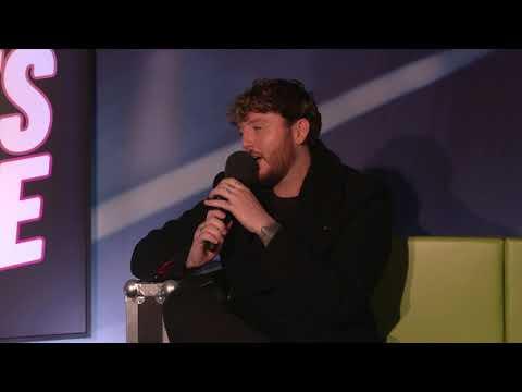 James Arthur recounts the AWKWARD moment he was mistaken for Ed Sheeran
