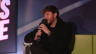 James Arthur Talks Singing The Greatest Showman Song Rewrite The Stars With Anne Marie