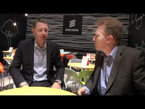 MWC 2012: Ericsson CEO Hans Vestberg