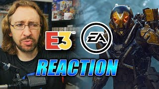 MAX REACTS: EA's Conference...Zero Expectations - E3 2018