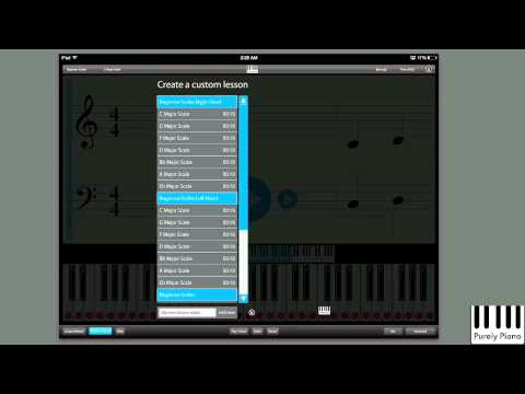 Purely Piano Software App Review