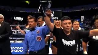 Isaac 'Pitbull' Cruz Jr vs Ricardo Sáenz