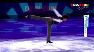 【フィギュアスケート】町田樹 2014 ソチ EX「Don't Stop Me Now」【町田樹】 町田樹 動画 14