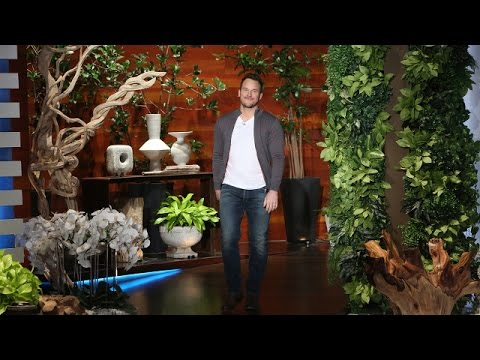 Chris Pratt Talks About His Too-Cute Family