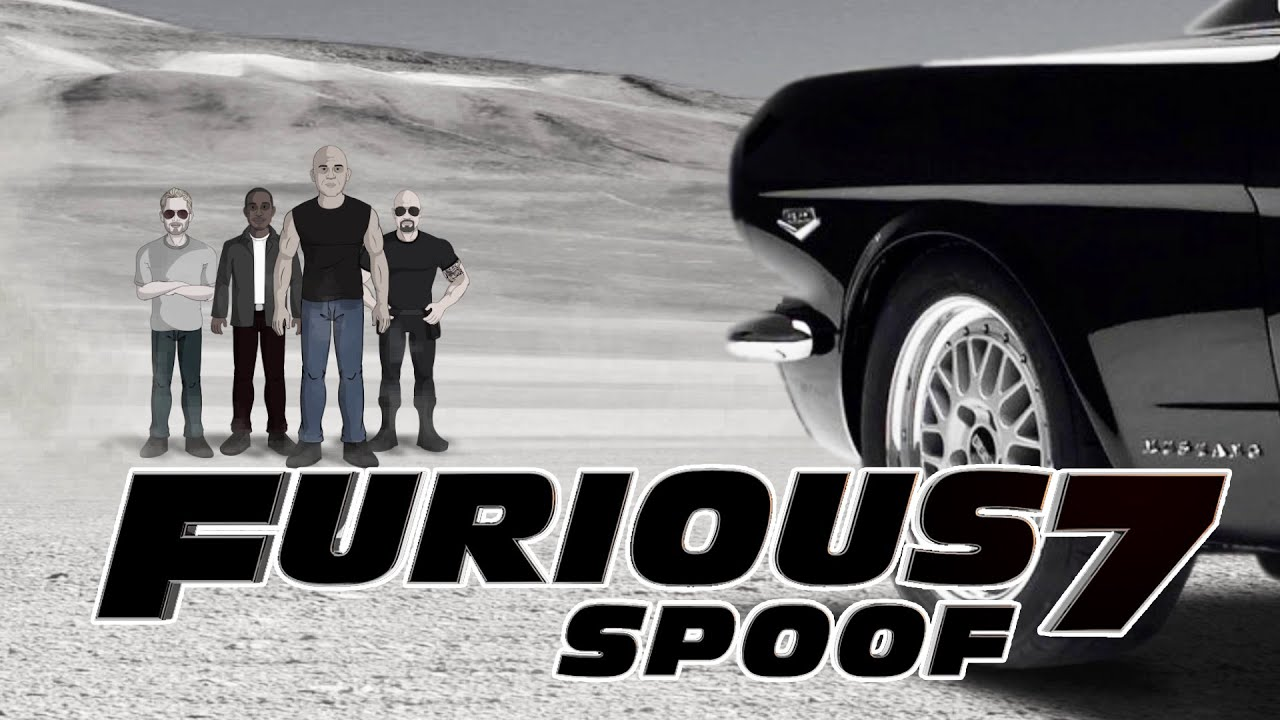 Fast  Furious Movie Poster