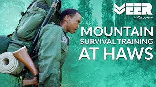 Mountain Survival Training for Indian Army Soldiers | HAWS E1P2 | Veer by Discovery