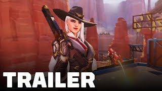Overwatch: Ashe Character Reveal - BlizzCon 2018