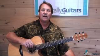 Starman - Guitar Lesson Preview