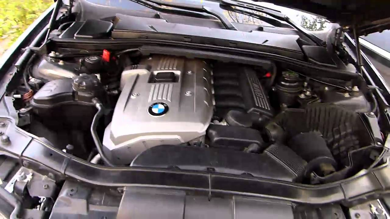Charmant BMW E90 Cabin Air Filter Replacement And Service Light Reset