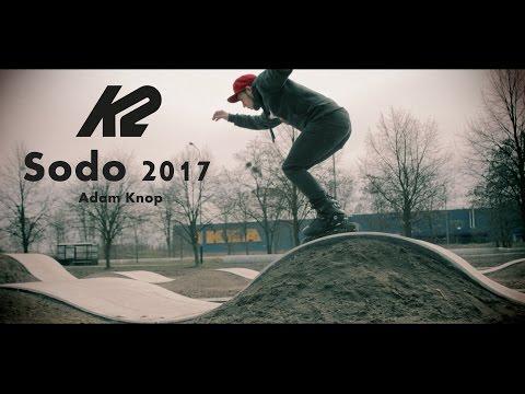 K2 Skates Sodo 2017 Freeride Adam Knop Promo