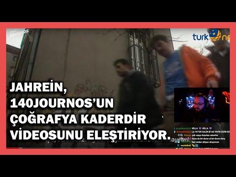 Jahrein, 140Journos Coğrafya Kader Videosunu Eleştiriyor, Selahattin Demirtaş, HDP hakkında görüşü