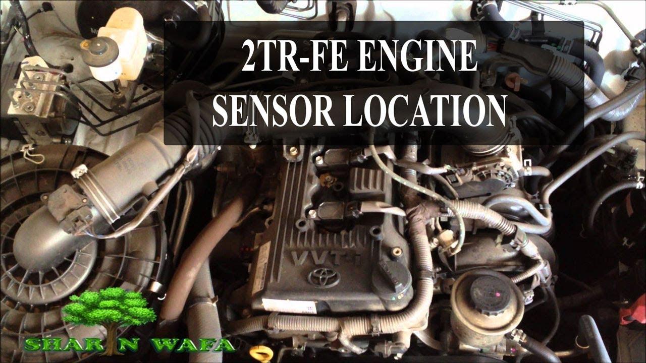 2009 toyota tacoma engine diagram 2tr fe    engine    sensor location hilux 2006 2015 prado  2tr fe    engine    sensor location hilux 2006 2015 prado