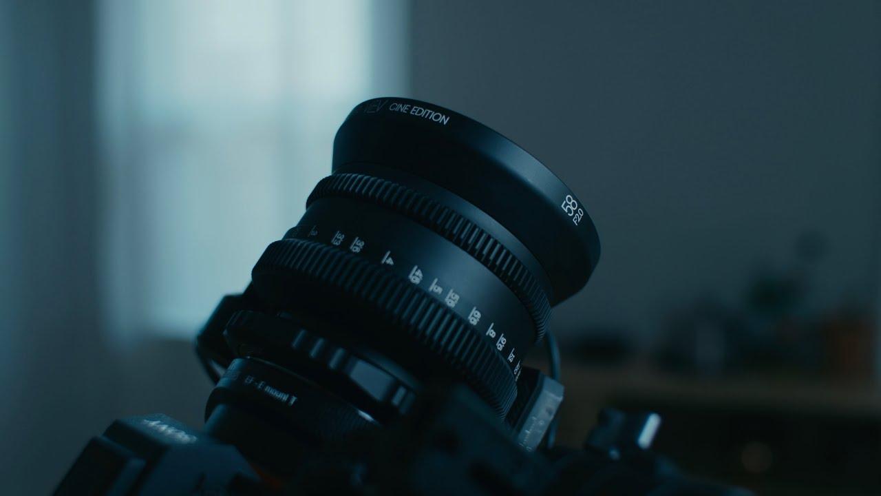 Don't sleep on this vintage cinema lens! | Rehoused Helios 44-2