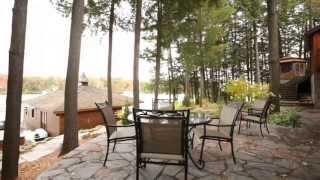 Spectacular Cottage for Sale on Lake Joseph Muskoka